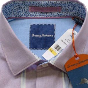 Tommy Bahama One Cool Ikat Shirt Men's M New